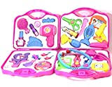 Niks Doctor and Doll Set (Pink) - Combo Pack