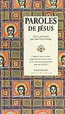 Telecharger Livres Paroles de Jesus (PDF,EPUB,MOBI) gratuits en Francaise