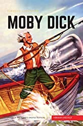 Moby Dick (Classics Illustrated) by Herman Melville (2016-01-19)