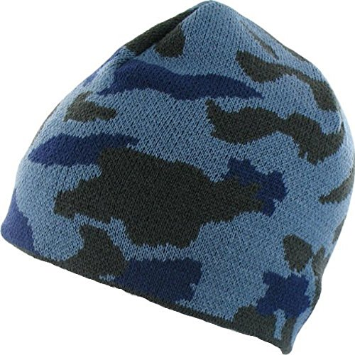 Highlander Camo Mütze Einheitsgröße grün/Camouflage Camo Mütze