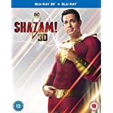 Shazam! Blu-Ray 3D