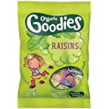 Organix Goodies Raisins Californiens Organiques Pour Les Tout-Petits De 12 Mois Et 250G