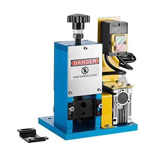Chrisun Manuel Machine à Dénuder Pour Diamètre De Φ0,06 ~ .90,98 Pouces Machine à Dénuder Pour Recyclage Cuivre Cable Machine à Dénuder Le Cuivre
