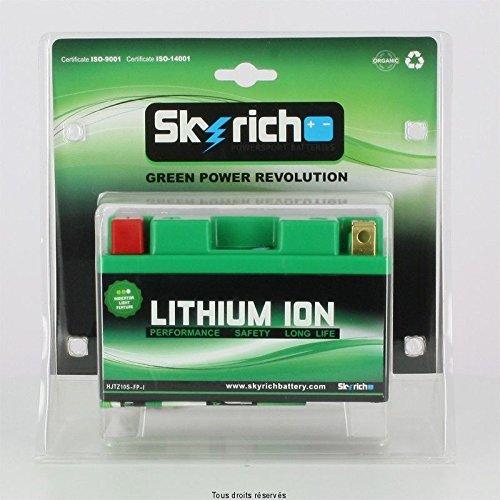 Skyrich-Batteria al litio YTZ10 S YAMAHA 500 T-MAX XP/ABS 2008-2011