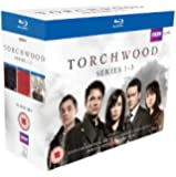 Torchwood - The Collection (Series 1-3) [Blu-ray] [Region Free]