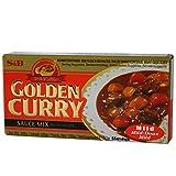 Sparen! 12x100g S&B Golden Curry mild