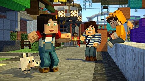Minecraft Story Mode - Season 2 Pass Disc  screenshot