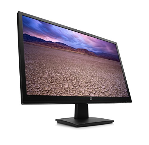 HP 27o 27 inch LED Gaming Monitor (1920 x 1080 Pixel Full HD (FHD) 1 ms HDMI VGA) - Black