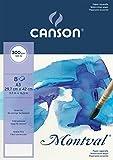 Canson 400056422 Montval Aquarellpapier, A3