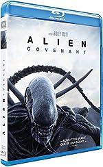 Alien - Covenant [Blu-ray + Digital HD] [Import italien]