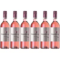 Appalina Pinot Noir Rosé Alkoholfrei (6 x 0.75 l)