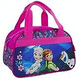Disney Frozen - Die Eiskönigin - Schulsporttasche Sporttasche Schwimmtasche Freizeittasche Kindertasche + Sticker von Kids4shop