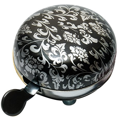 Claud Butler 83cm Ding-Dong Large Cycle Bell - Black