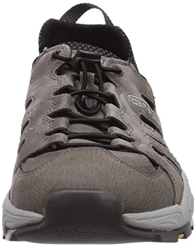 camel active Evolution 21, Baskets Basses Homme Gris