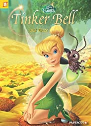 Disney Fairies Graphic Novel #14: Tinker Bell and Blaze (Disney Fairies Graphic Novels)