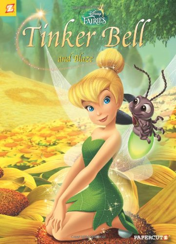 Tinker Bell and Blaze