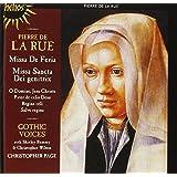 De La Rue: Missa De Feria/ Missa Sancta Dei Genitrix