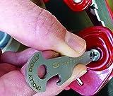 Mini Schraube - Bund - Universal Werkzeug am Schlüsselbund - Schlüsselwerkzeug kaufen - Schlüsselbund Werkzeug kaufen - Mini Werkzeug kaufen