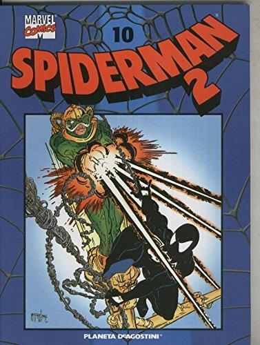 Coleccionable Spiderman volumen 2 numero 10