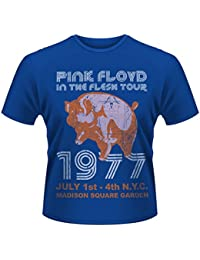 Pink Floyd Flesh, NYC 77 Tour' T-Shirt