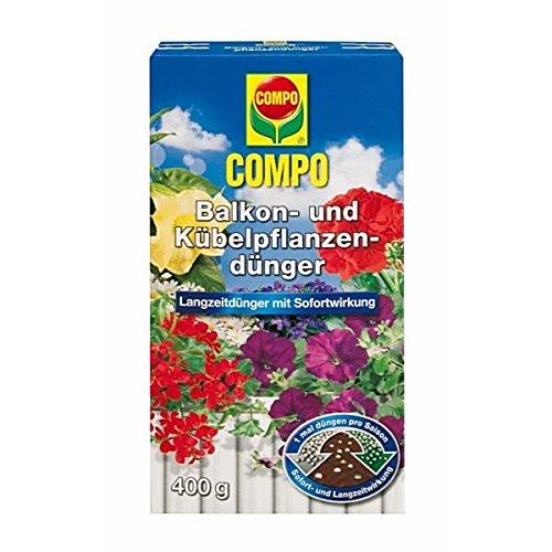Compo Engrais pour plantes de balcon et pot de,