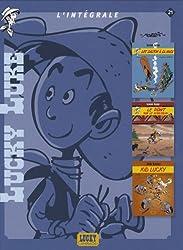 Lucky Luke I'Intégrale, Tome 21 : Les Dalton à la noce ; Le pont sur le Mississipi ; Kid Lucky