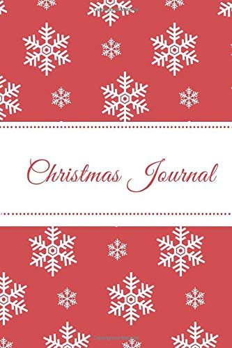 Christmas Journal: The Holiday Journal With Christmas Ideas, Party Planner, Shopping Lists, Christmas Memories Pages and More por Happy Press
