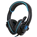GHB Sades SA-901 7.1CH Surround Sound Stereo Headset PC Gaming