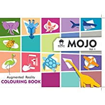 Mojo Vol-1 Augmented Reality Based Colouring Book