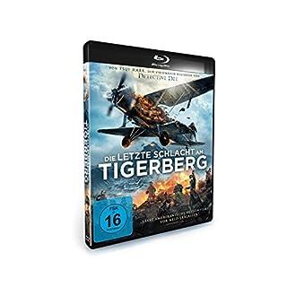 Die letzte Schlacht am Tigerberg [Blu-ray]