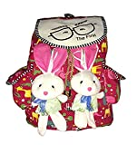 #2: Deal Especial Girls' Backpack Handbag (Multicolor,De_Fbb_213)