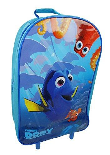 Disney Finding Dory Equipaje infantil, azul (Azul) - DORY001013 Disney