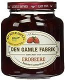 Den Gamle Erdbeer- Fruchtaufstrich, 5er Pack (5 x 380 g)