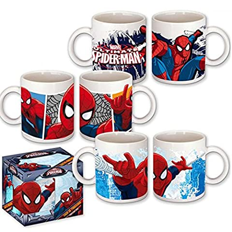 SPIDERMAN - TASSE EN CÈRAMIQUE