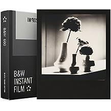 Impossible 4517schwarzweiß película instantánea para cámaras Polaroid 6008fotografías con marco de color negro