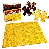 Gadget Storm Onoplosbare puzzel met chips & cola motief, 500 dubbelzijdig bedrukt en bijna identieke stukjes, puzzelspel vanaf 9 jaar