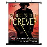 Maximum Ride: School's Out Forever (James Patterson) Fabric Wall Scroll Poster (16 x 24) Inches by Anime Wall Scrolls
