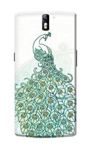 One Plus One Back Cover, Premium Quality Designer Printed 3D Lightweight Slim Matte Finish Hard Case Back Cover for One Plus One by Tamah