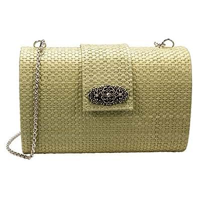 Alpenflüstern Trachtentasche Thea grün DTA071