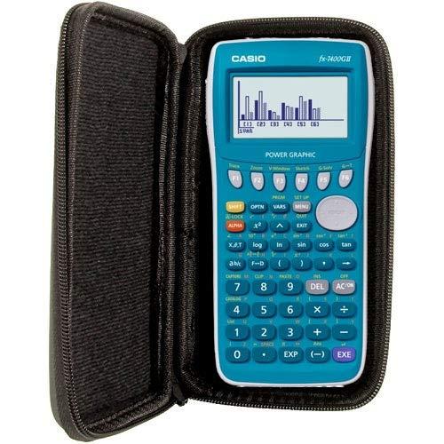 Schutztasche für Taschenrechner und Grafikrechner von Casio, für Modell: FX 7400 GII