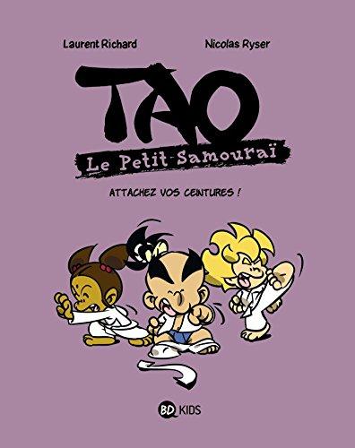 Tao, Tome 06: Attachez vos ceintures !