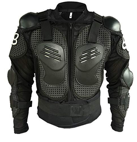 Gratydallks Motorrad Rüstung Männer Gang Schutz Körper Schutz Motocross Rüstung Motorrad Ganzkörper Rüstung Jacke Jacket 4XL