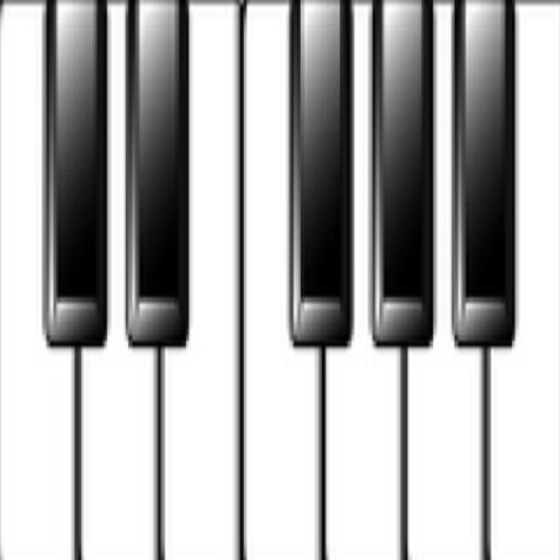piano très réaliste avec clavier