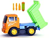 Best Toys For A 2 Year Old Boys - Toys Bhoomi 2-in-1 Friction Powered Take-A-Part Construction Vehicle Review