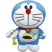 Doraemon - Peluche parlanchín, color azul / blanco (Simba 9419674)