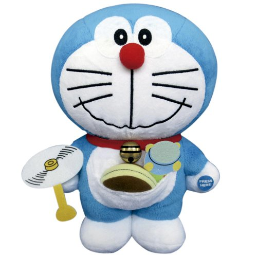 Doraemon Peluche, Color Azul/Blanco (Simba 9419674)