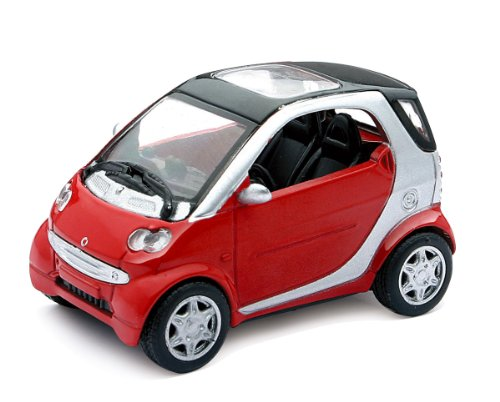 new-ray-smart-fortwo-2007-rot-massstab-124-die-cast-modell