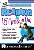 Reading in 15 Minutes a Day [With Free Online Practice Exercises Access Code] (Junior Skill Builders)