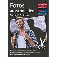 Fotos ausschneiden - Die digitale Schere für die Bildbearbeitung für Windows 10 / 8.1 / 8 / 7 - komplett auf Deutsch