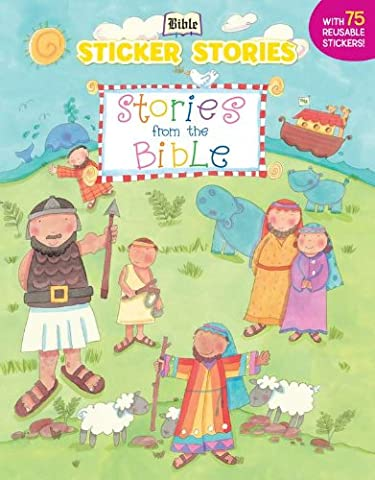 Stories from the Bible (Bible Sticker Stories)